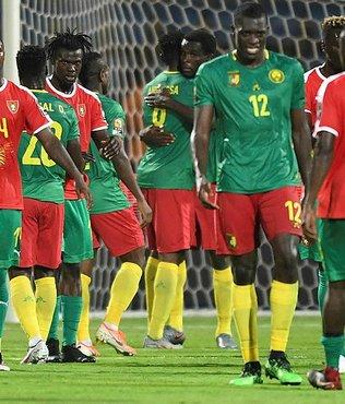 Kamerun 2-0 Gine-Bissau