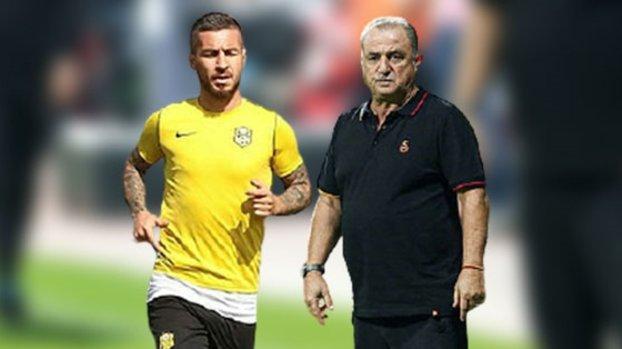 """Galatasaray'dan ayrılan Adem Büyük'ten transfer sözleri! """"Fatih hocama rica ettim..."""" #"""