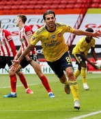 Arsenal son anda