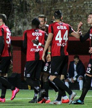 Fatih Karagümrük 2-0 Eskişehirspor | MAÇ SONUCU