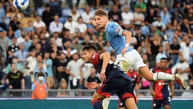 Lazio Cagliari 2-2 (MAÇ SONUCU - ÖZET)