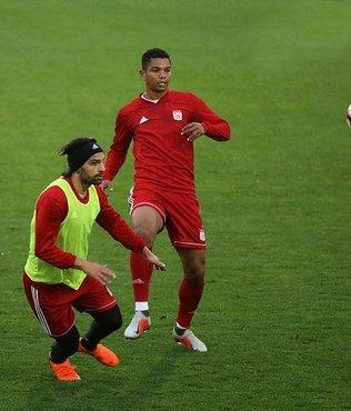 Sivasspor'da Fenerbahçe maçı hazırlıkları sürdü