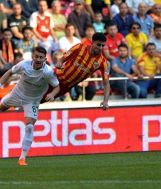 Kayserispor 0-2 Atiker Konyaspor