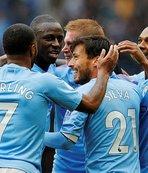 Manchester City farklı kazandı!