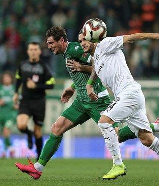 Bursaspor 2-2 Altay | MAÇ SONUCU