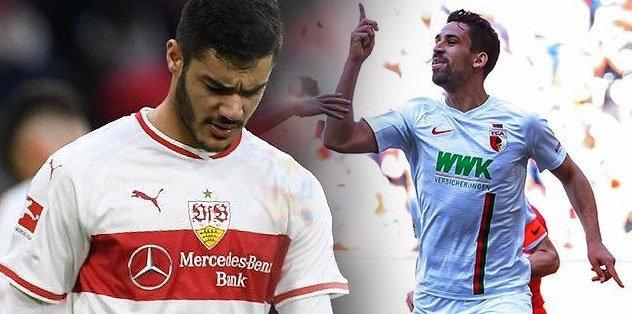 Augsburg 6-0 Stuttgart | MAÇ SONUCU - Maç Özeti | Ozan Kabak