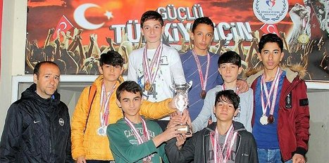 Kahramanmaraş'ta atletizm yarışları