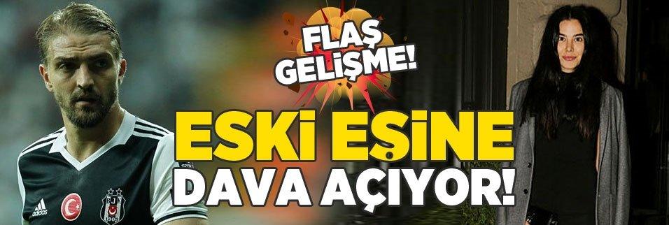 Caner Erkin Asena Atalay arasında sular durulmuyor! Eski eşine dava açıyor