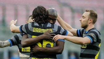 Inter 3 puanı 3 golle aldı!