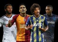 Süper Lig'in en değerli 50 futbolcusu belli oldu!