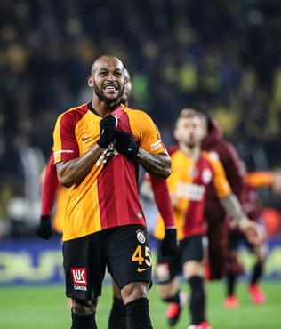 Marcao Fenerbahçe galibiyetini ölümsüzleştirdi!