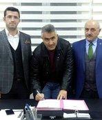 B.B.Erzurumspor'da Altıparmak dönemi