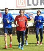 Trabzonspor, Çorum Belediyespor maçı hazırlıklarına başladı