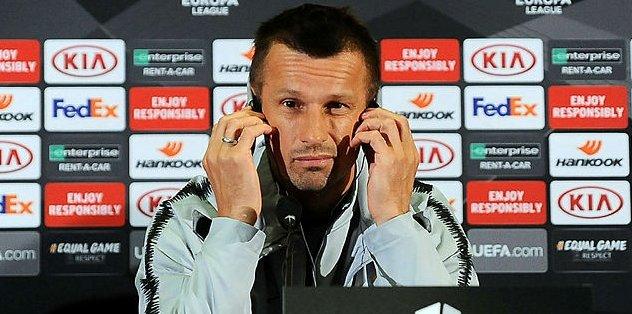 """Sergei Semak: """"Mücadele etme yeteneğine sahibiz"""""""