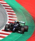Formula 1'de sezonun ilk pole pozisyonu Bottas'ın!
