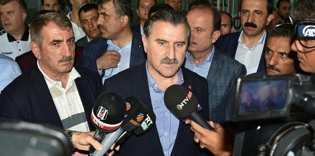 Osman Aşkın Bak'tan toplantı kararı