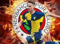 Transferde resmi açıklama! Fenerbahçe'ye 18'lik golcü