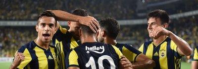 Fenerbahçe'nin gençleri mest etti! Fenerbahçe 3-3 Feyenoord maç sonucu