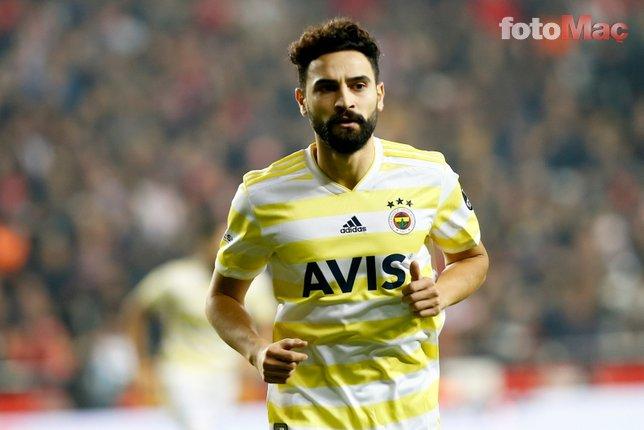 Fenerbahçe'de Mehmet Ekici devre arasında yolcu! İşte yeni durağı...