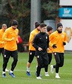 Galatasaray derbide Beşiktaş'a konuk olacak