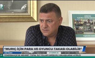 Rizespor Başkanı Hasan Kartal'dan Vedat Muriç açıklaması | Video haber