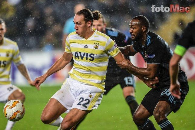 Fenerbahçe'de Michael Frey hüsranı