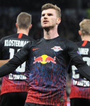 RB Leipzig teknik direktörü Nagelsmann'dan Werner hakkında flaş açıklama!