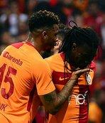 Galatasaray'da iki yıldız Akhisar maçında yok!