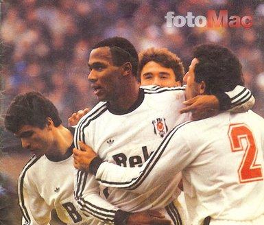 Beşiktaş efsanesi Les Ferdinand'dan Trabzonspor ve Sörloth'a övgü!