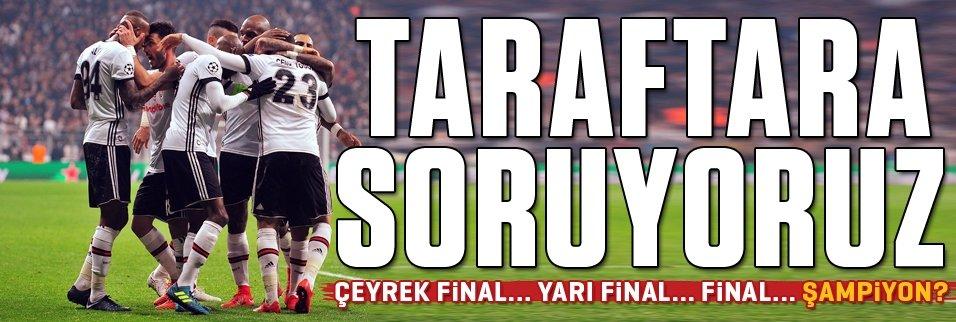 Beşiktaş, Devler Ligi'nde ne yapar?