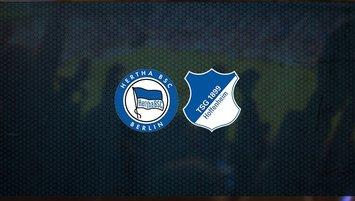 Hertha Berlin - Hoffenheim maçı A Spor'da!
