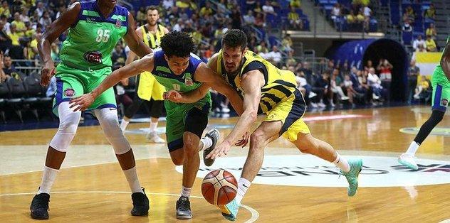 Fenerbahçe seriyi 2-0'a getirdi