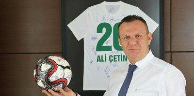 Denizlispor'da Süper Lig'de hedef ilk 5
