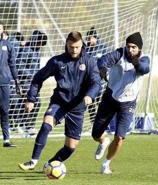 Antalyaspor, Medipol Başakşehir maçına hazır