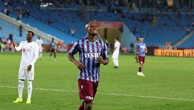 Trabzonspor'un efsanesi Necmi Perekli'den Nwakaeme'ye büüyük övgü!