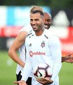 Beşiktaş, Evkur Yeni Malatyaspor maçı hazırlıklarını tamamladı