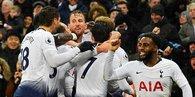 Tottenham uzatmalarda kazandı