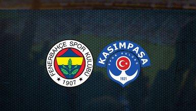 Fenerbahçe hazırlık maçı! Fenerbahçe - Kasımpaşa maçı ne zaman, saat kaçta ve hangi kanalda canlı yayınlanacak? | Fb hazırlık maçı izle