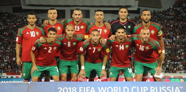 Dirar ve Belhanda Dünya Kupası'nda!