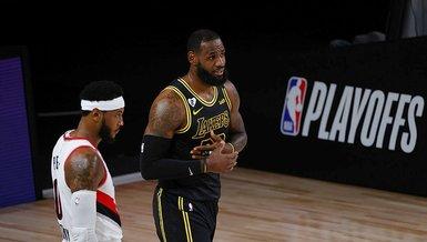 NBA play-off'larında Lakers ve Bucks seriyi 3-1 yaptı!