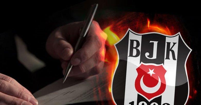 Beşiktaş'ta transfer şov başlıyor! Dünya yıldızları ve imzalar peş peşe... Son dakika haberleri