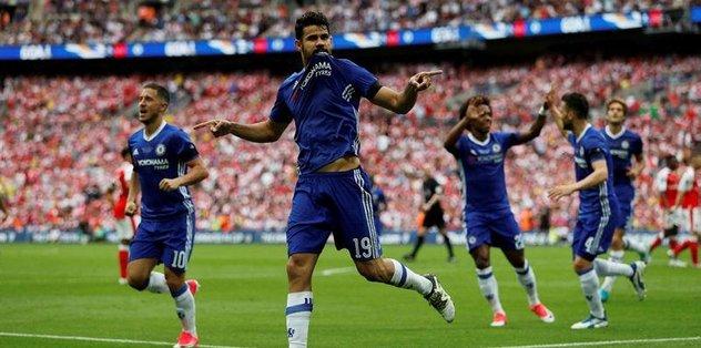 """Conte'den Costa'ya """"ayrıl"""" mesajı"""