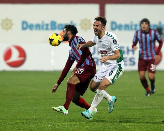 G.Saray Trabzon'dan önde