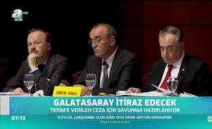 Galatasaray itiraz edecek