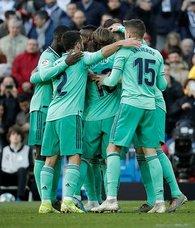 MAÇ SONUCU   Real Madrid 2 - 0 Espanyol