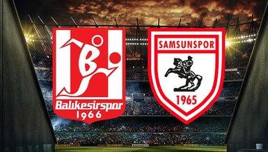 Balıkesirspor (U19) Samsunspor (U19) | A Spor canlı izle