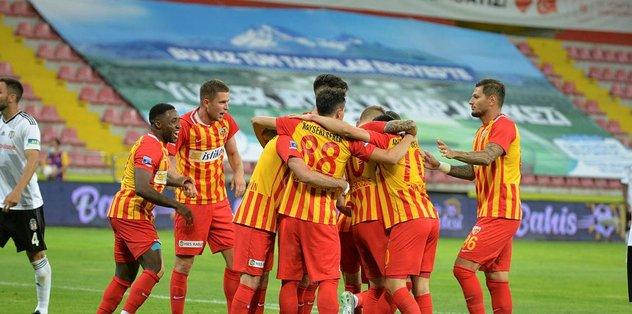 Diriliş Kayseri - Futbol -