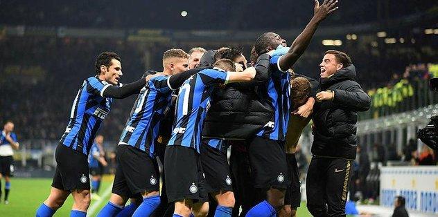Serie A'da Inter maç fazlasıyla lider