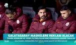 Galatasaray maskelere reklam alacak