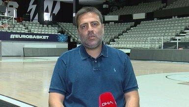 Beşiktaş Basketbol Şubesinden Sorumlu Yönetici Umut Şenol: Beşiktaş'ın FIBA nezdinde imajını düzelttik